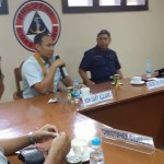 Visit and consultation with Coastguard District Palawan
