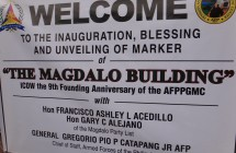 Magdalo Building for AFP Retirees