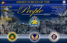Armed Forces of the Filipino week