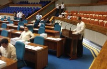 Cong.Gary Alejano's Privilege Speech