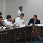 Cong.Ashley Acedillo at Committee on Veterans