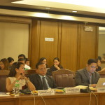 Cong.Francisco Ashley Acedillo at DTI Budget Hearing 2015