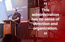 Rep. Gary Alejano at SO ano NA Forum